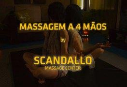 Massagem a 4 Maos Scandallo