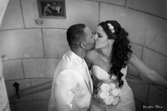 Le bisous des mariés