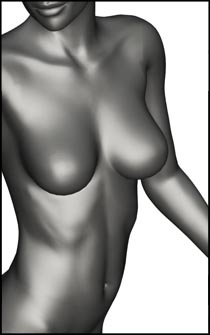 Female Walking Pose - Drawing Anatomy and Figure Reference for Artists