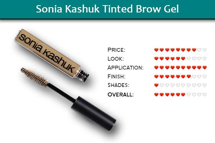 Sonia Kashuk Tinted Brow Gel