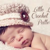 Little Lady Crochet Hat Pattern