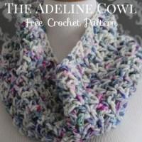 The Adeline Cowl Free Crochet Pattern