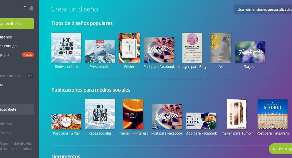 Claves para sacarle provecho a Canva