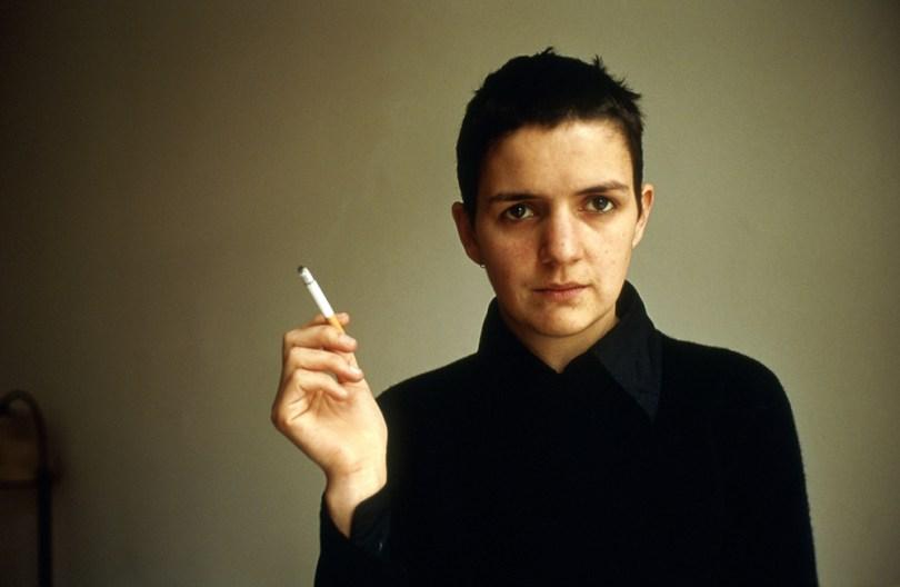 NanGoldin_Siobhan_cigarette_1994