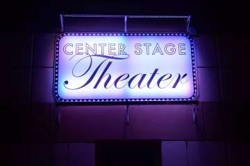 center-stage