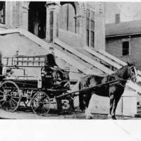 #Petaluma's First Firefighter James Mott Not Forgotten