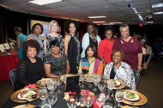 Positively Powerful Woman's Awards event