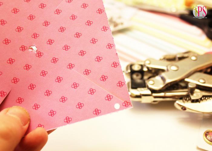 Paper Pinwheel Tutorial :: PositivelySplendid.com
