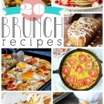 20 Delicious Brunch Recipes
