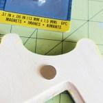 Magnetic Refrigerator Frames