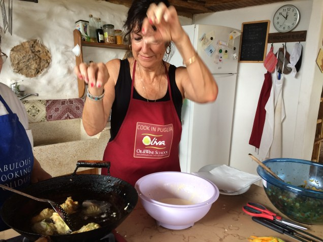 Puglia Fall 2014 - Cooking - V