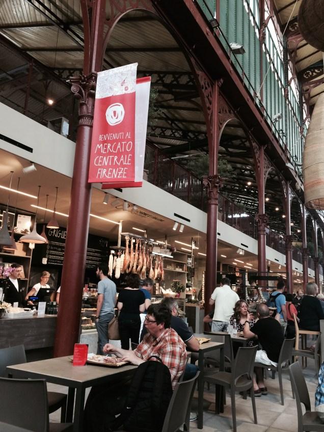 Florence - market