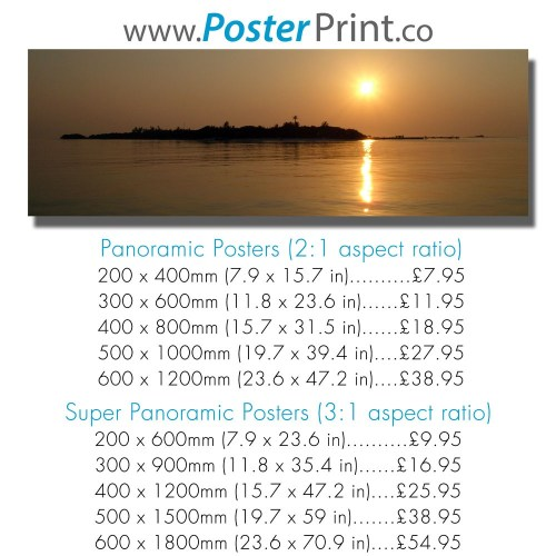 Medium Of Normal Poster Size