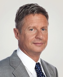 Gary Johnson - Image From Wikipedia