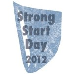 Help Us Drop Kick The Despair of Postpartum Depression: Strong Start Day 2012