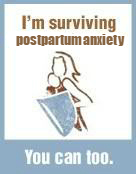 I'm Surviving Postpartum Anxiety
