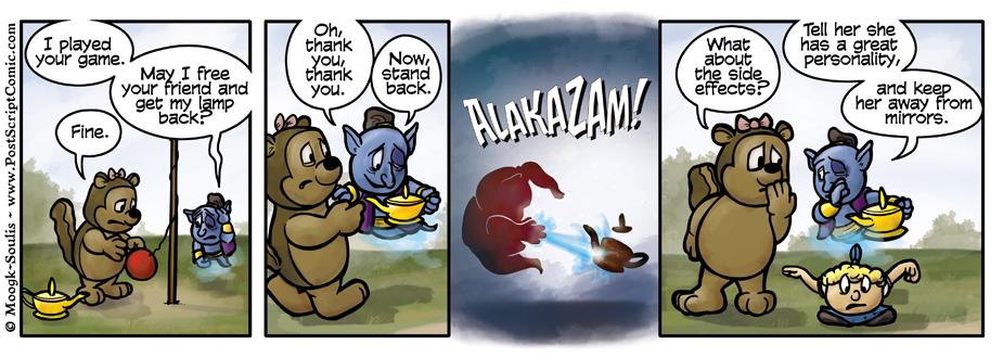 Alakazam!