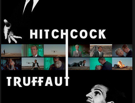 Image of Hitchcock/Truffaut documentary film by Kent Jones with original score by Postsound composer Jeremiah Bornfield at Cannes 2015