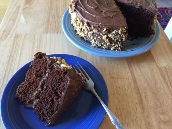 Delicious Chocolate Cake