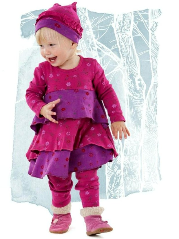 Peekaboo-Winter-Outfits-For-Kids-015-www_Fashionhuntworld_Blogspot_com Stylish Collection Of Winter Dresses For Baby Girls