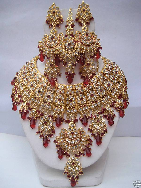 indian-bridal-jewellery3 2013 Top Jewelry Trends