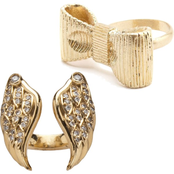 rings3 2013 Top Jewelry Trends