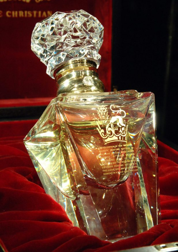 in 10 Most Expensive Perfumes for Women in The World