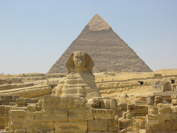 great-pyramid-sphinx-cc-john-spier Top 10 Places to Visit Next Year!