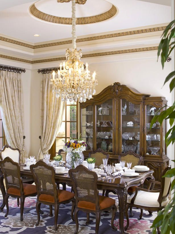 8-elegant-victorian-style-dining-room-designs-decorating-home Stunning And Contemporary Victorian Decorating Ideas