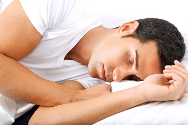 ManSleeping1 How to Lose Weight at Age +40
