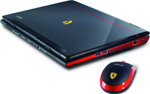 acer_ferrari_1100 TOP 10 Most Expensive Laptops in The World