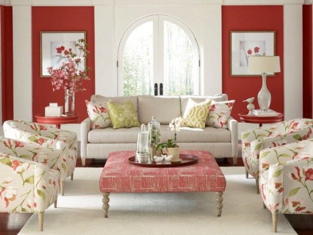Floral-Design Discover the Furniture Trends for 2014