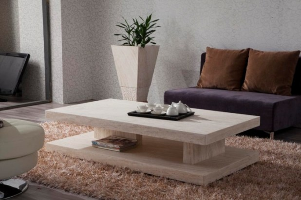 Marble-Coffee-Table-Furniture Discover the Furniture Trends for 2014