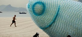 12 Impressive Art Works Made From Recycled Materials