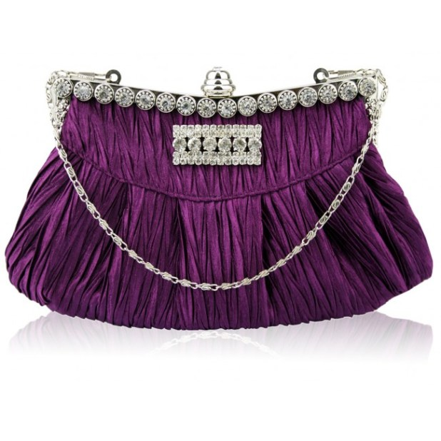 purple_pleated_evening_bag