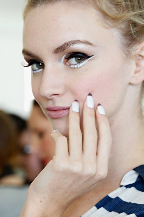 Kate-Spade-New-York-Spring-2014 What Are the Latest Beauty Trends for 2014?