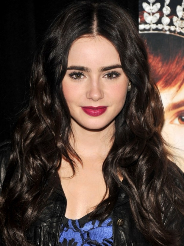 Lily-Collins-promoting-Mirror-Mirror-2012 What Are the Latest Beauty Trends for 2014?