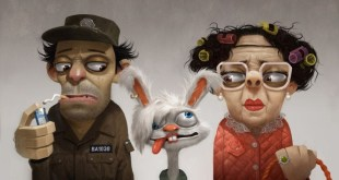 60 Most Beautiful 3D Cartoon Character Designs