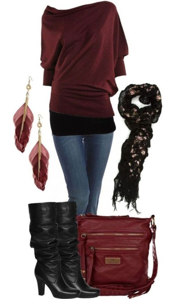 fall-and-winter-outfits-2016-13 79 Elegant Fall & Winter Outfit Ideas 2016