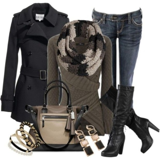 fall-and-winter-outfits-2016 79 Elegant Fall & Winter Outfit Ideas 2016