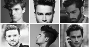 6 Hottest Hairstyles for Men 2017