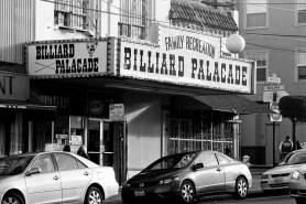 Billiard Palacade