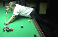 Efren Golden Cue POVPOOL
