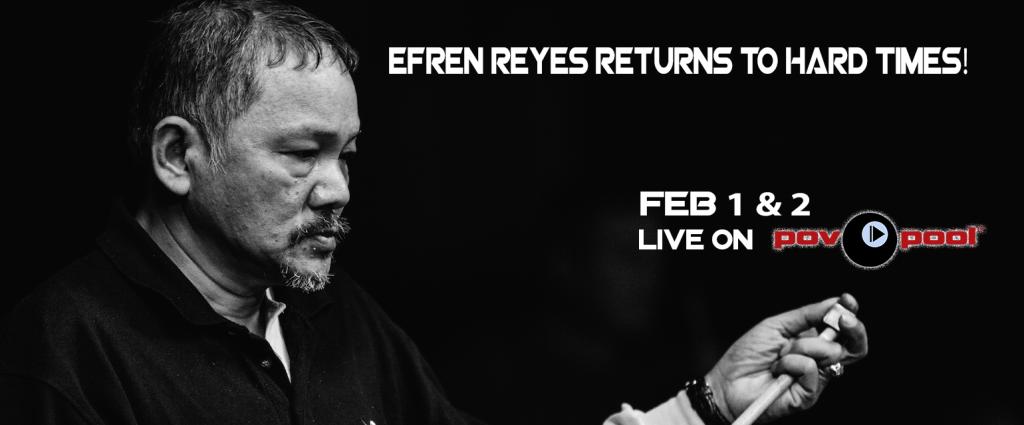 efren returns to POV POOL Feb 2016