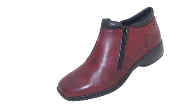 L3882 Red leather
