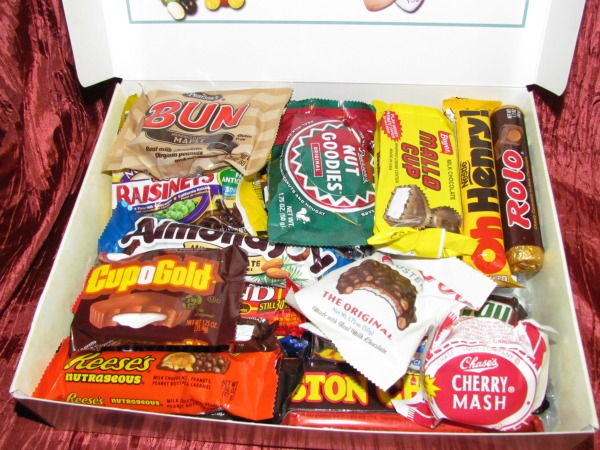 old time candy inside