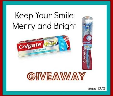 Colgate Prize Pack Giveaway