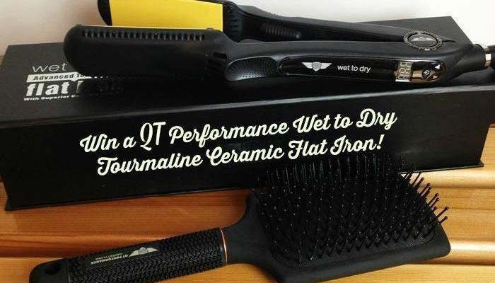 QT Performance Flat Iron Giveaway