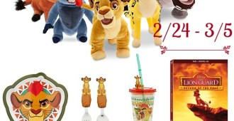 Disney Lion Guard Giveaway