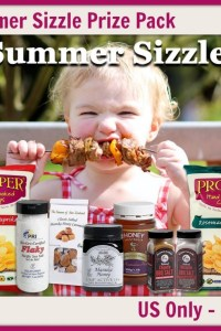 PRI Summer Sizzle Prize Pack Giveaway